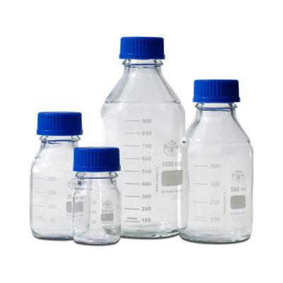 Butelki laboratoryjne z zakrętką - Simax
