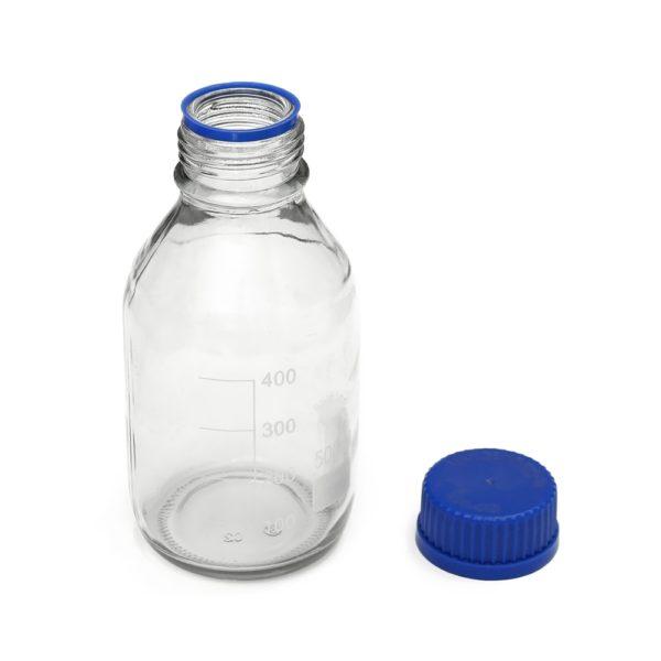 Butelki z niebieską zakrętką - 1