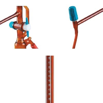 Automatyczne biurety Pelleta - oranżowe - kl. AS - 3