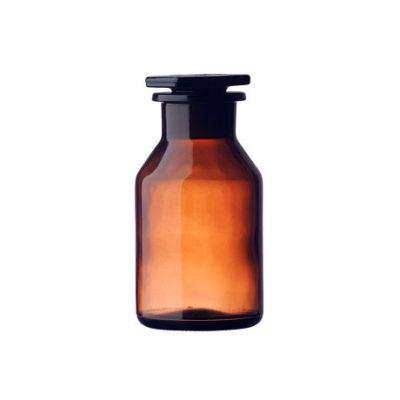 Brązowe butelki szklane z szeroką szyjką – o poj. 50 ml – 2 l