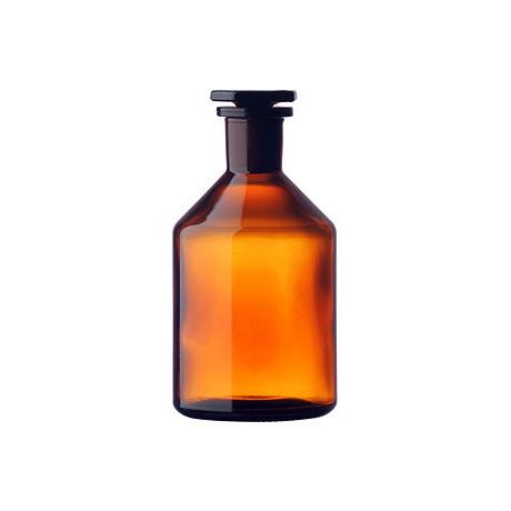 Brązowe butelki szklane z wąską szyjką – o poj. 50 ml – 2 l
