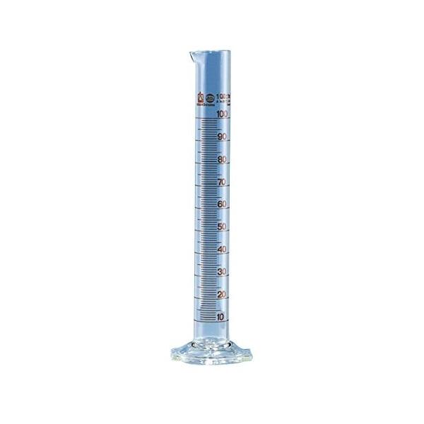 Cylindry pomiarowe szklane, klasa B, wysokie – DURAN