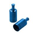 Kapsle z gałką - LABOCAP - b-2970 - kapsle-z-galka - niebieski - 1516 - 100-szt