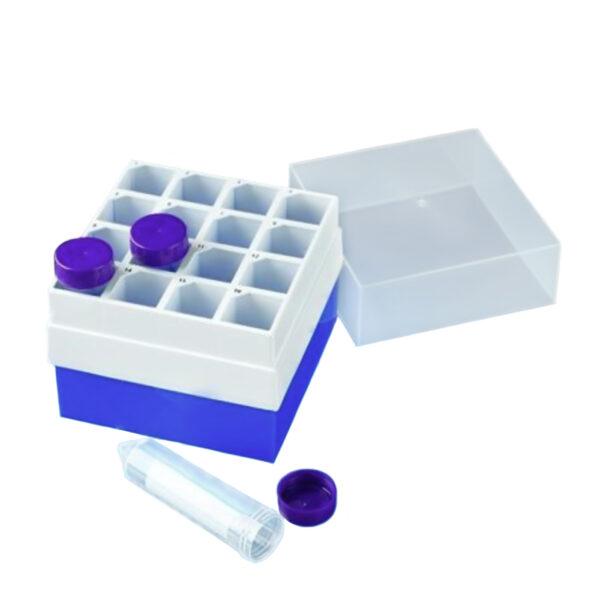 Zestaw pudełek na probówki 15 ml lub 50 ml