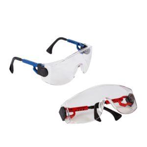 Bardzo lekkie okulary ochronne UV