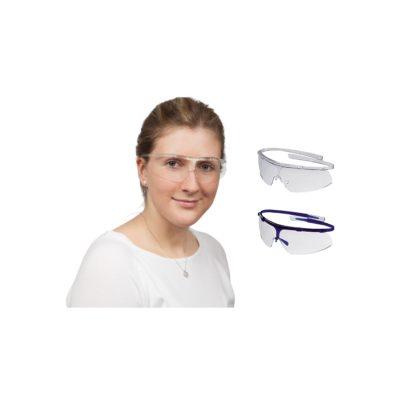 Bardzo lekkie okulary ochronne UV super g