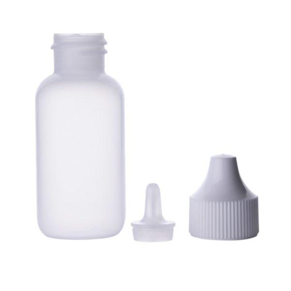 Buteleczki z kroplomierzem (LDPE), poj. 3 ml
