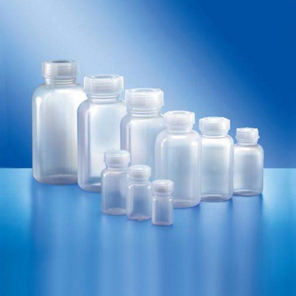 Butelka do przechowywania z szeroką szyjką (PE)