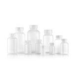 Butelka do przechowywania z szeroką szyjką (PE) - o poj. 50 ml - 2 l - e-4150 - butelka-z-szeroka-szyjka-z-pe-zakretka-z-pe - 32 - 50-ml