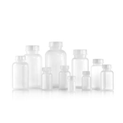 Butelka do przechowywania z szeroką szyjką (PE) - o poj. 50 ml - 2 l