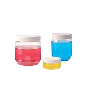 Butelki PET z szeroką szyjką