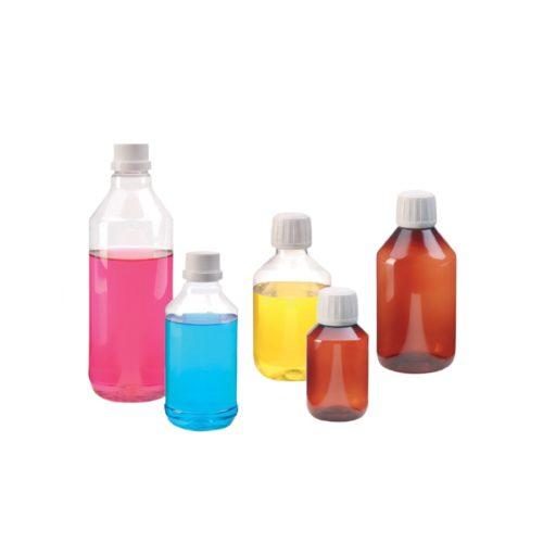 Butelki PET z wąską szyjką