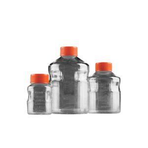 Butelki na media do kultur komórkowych