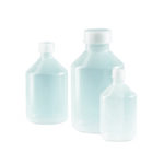 Butle z PP z nakrętką - szeroka szyjka - o poj. 100 ml - 2 l - Vitlab - n-6502 - butle-z-pp-z-nakretka-szeroka-szyjka - 100-ml - gl-32 - 55-mm - 96-mm - 20-szt