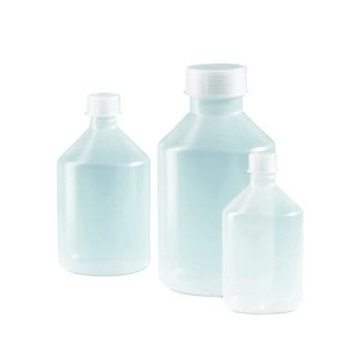 Butle z PP z nakrętką - szeroka szyjka - o poj. 100 ml - 2 l - Vitlab