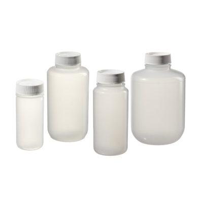 Butle z PP z nakrętką - szeroka szyjka - typ Mason - o poj. 500 ml - 3 l - Nalgene