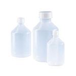 Butle z PP z nakrętką - wąska szyjka - o poj. 10 ml - 10 l - Vitlab - n-6495 - butle-z-pp-z-nakretka-waska-szyjka - 100-ml - gl-18 - 52-mm - 100-mm - 20-szt