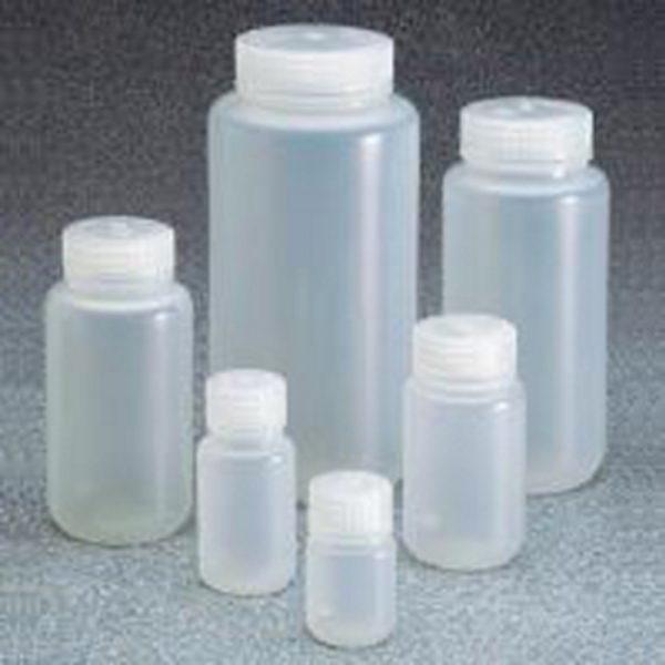 Butle z PPCO z nakrętką z PP - szeroka szyjka