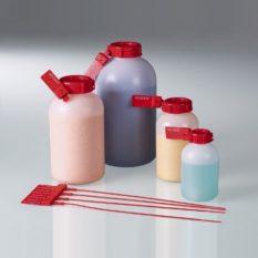 Butle z szeroką szyją, z możliwością plombowania