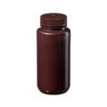 Butle z tworzywa HDPE z nakrętką - szeroka szyjka - kolor brązowy - o poj. 30 ml - 1 l - b-6478 - butle-z-tworzywa-hdpe-z-nakretka-szeroka-szyjka-kolor-brazowy - 500-ml - 53-415 - 725-mm - 169-mm - 12-szt