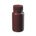 Butle z tworzywa HDPE z nakrętką - szeroka szyjka - kolor brązowy - o poj. 30 ml - 1 l - b-6475 - butle-z-tworzywa-hdpe-z-nakretka-szeroka-szyjka-kolor-brazowy - 60-ml - 28-415 - 385-mm - 85-mm - 12-szt