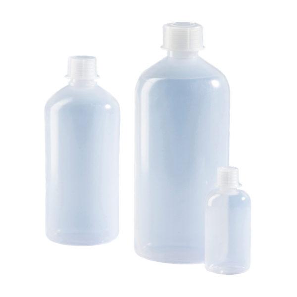 Butle z tworzywa LDPE z nakrętką z tworzywa PP - wąska szyjka - o poj. 50 ml - 1 l - Vitlab