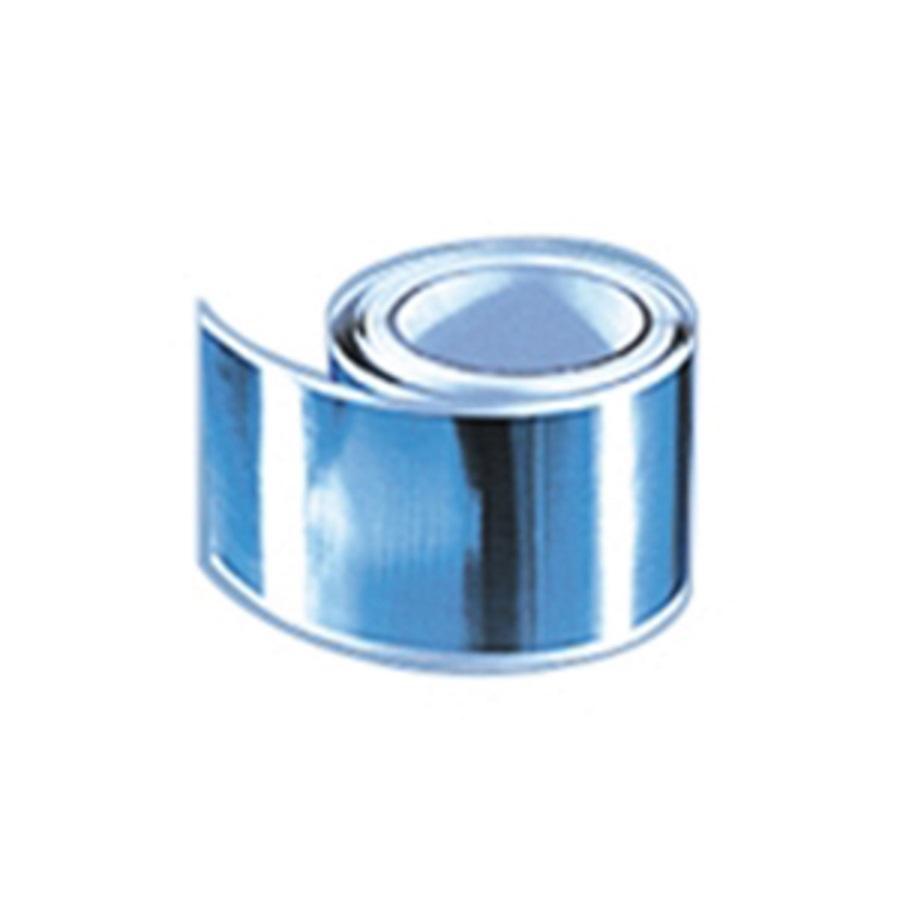 Folia uszczelniająca do płytek 96-dołkowych, z aluminium, w rolce - Brand