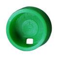 Kolorowe krążki do znakowania krioprobówek - a-710533 - kolorowe-znaczniki-do-krioprobowek - zielone - 500-szt