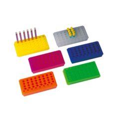Kolorowe statywy Multi-Rack, 40-miejscowe
