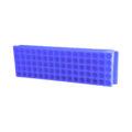 Kolorowe statywy Top-Rack, 80-miejscowe - neoLab - 2-2564 - statyw-top-rack-80-miejscowy - niebieski