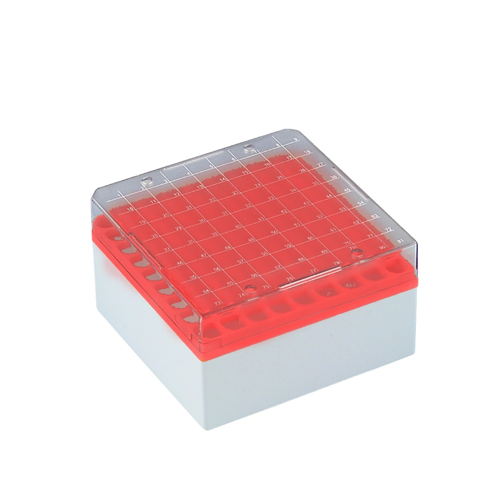 Kriopudełko (PC) czerwony