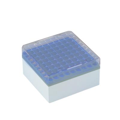 Kriopudełko (PC) niebieski