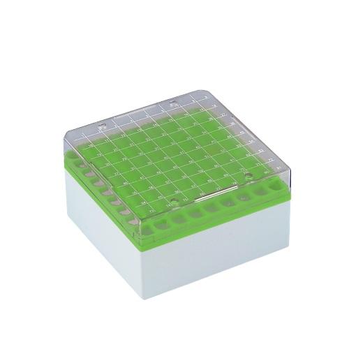 Kriopudełko (PC) zielony