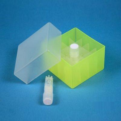 Kryobox A0 mini żółty