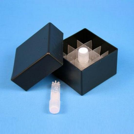 Kryobox A0 mini - czarna podstawa i czarna pokrywka czarny