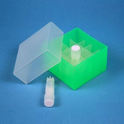 Kryobox A0 mini zielony
