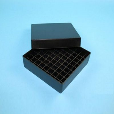 Kryobox A1 - czarna podstawa i czarna pokrywka czarny