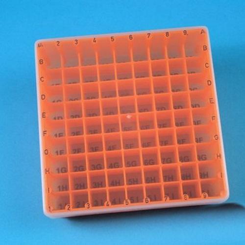 Kryobox A2 pomarańczowy