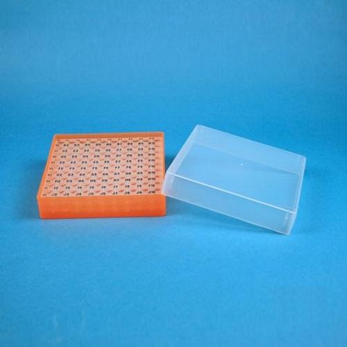 Kryobox A3 pomarańczowy