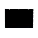 Mata uszczelniająca do płytek 96-dołkowych, do pomiarów fluorescencji, czarna - Brand - k-0428 - maty-uszczelniajace-do-plytek-96-dolkowych-do-pomiaru-fluorescencji-czarna - 701371 - 50-szt