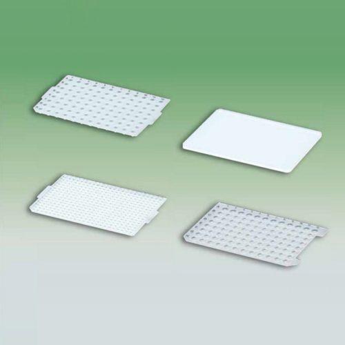 Maty uszczelniające do płytek PCR - z silikonu