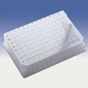 Maty uszczelniające na płytki 96-dołkowe Deep-Well - z silikonu