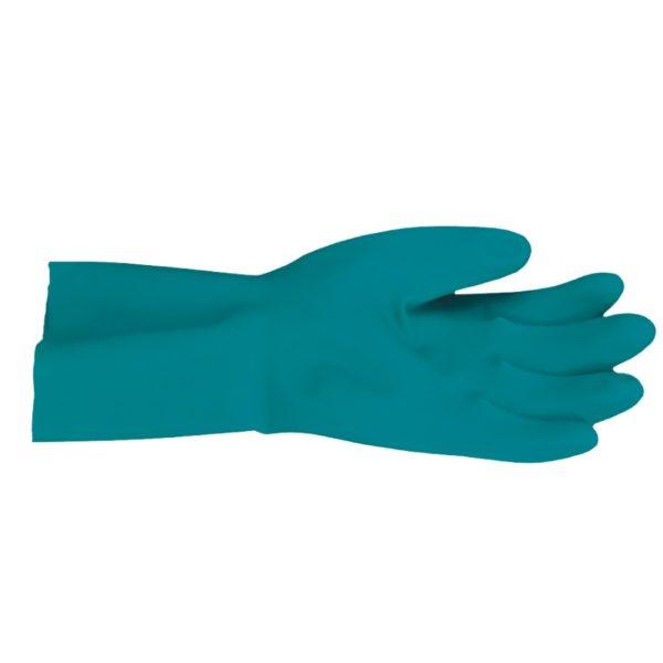 Nitrylowe rękawice ochronne