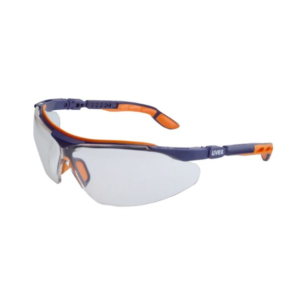 Okulary ochronne UV, wykonane w technologii Duo Component