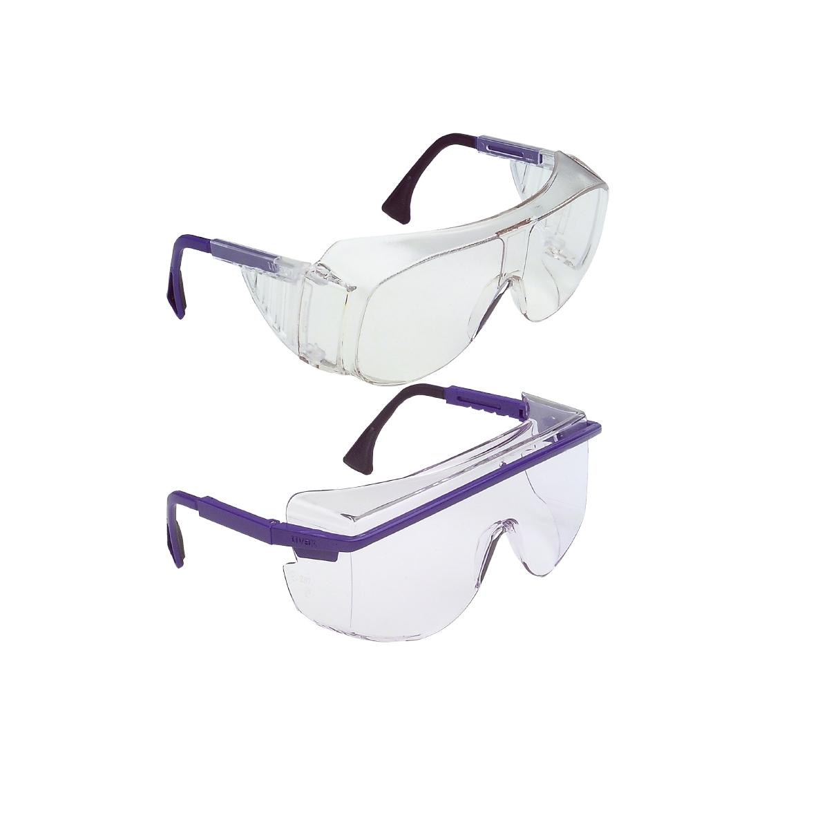 Okulary ochronne dla osób noszących okulary korekcyjne