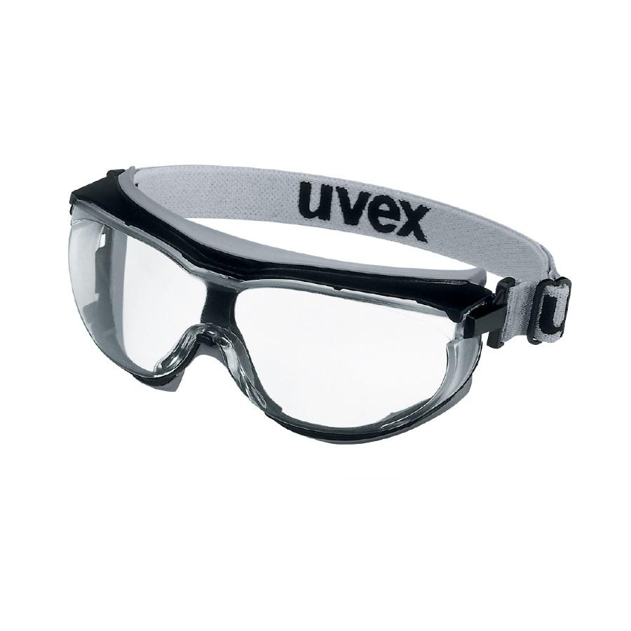 Okulary ochronne o pełnym polu widzenia carbonvision SV
