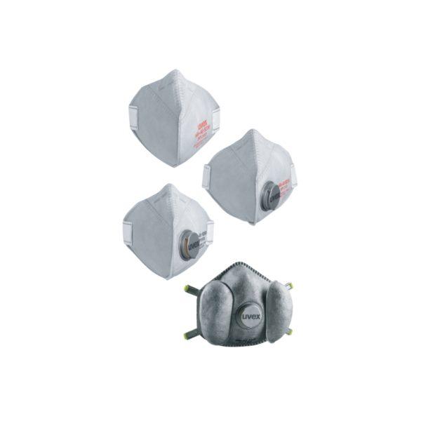 Półmaski ochronne silv-Air
