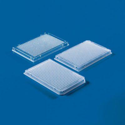 Płytki do PCR, 384-dołkowe, full skirted - Brand