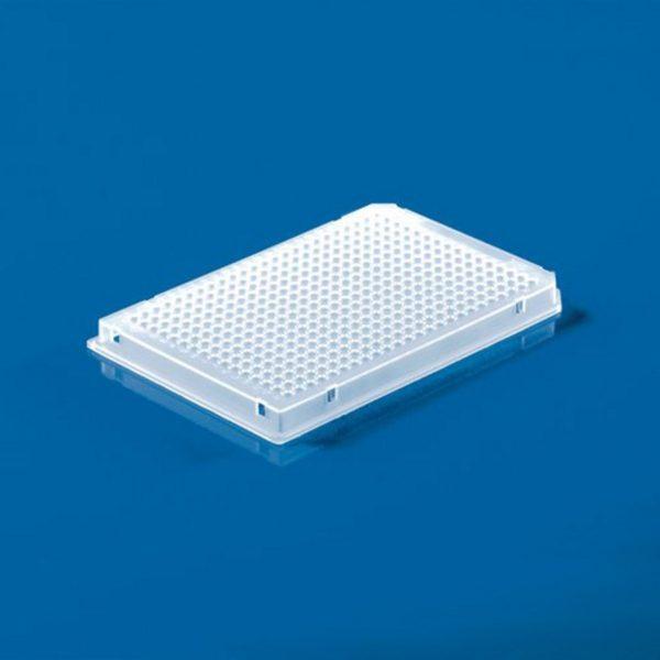 Płytki do PCR, 384-dołkowe, full skirted, białe - Brand