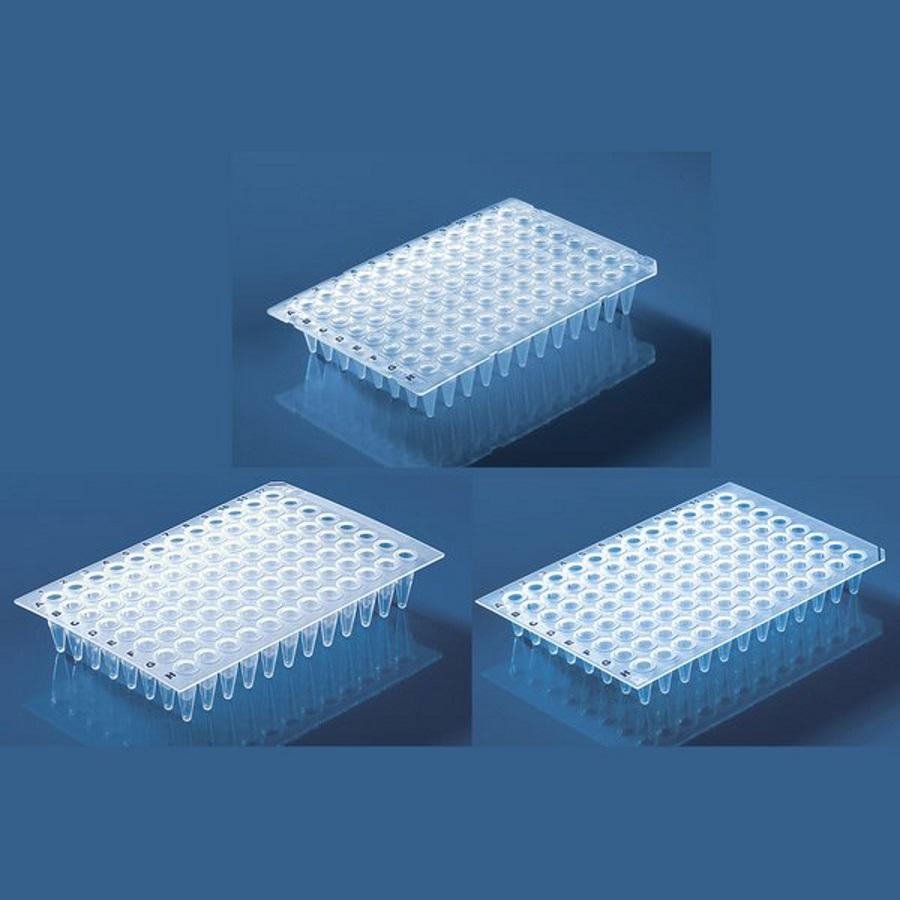 Płytki do PCR, 96-dołkowe, non-skirted - Brand